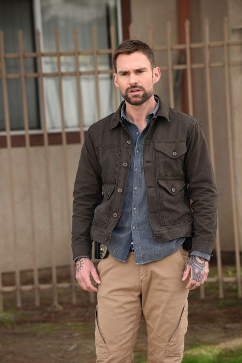 Wesley Cole (Seann William Scott) - Bildquelle: Ray Mickshaw 2019 Warner Bros. Entertainment Inc. All Rights Reserved.