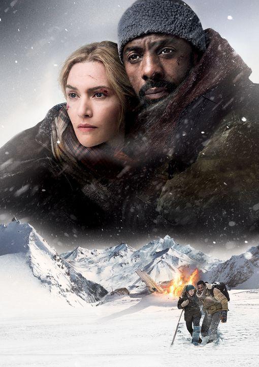 Zwischen zwei Leben - The Mountain Between Us - Artwork - Bildquelle: 2017 Twentieth Century Fox Film Corporation.  All rights reserved.