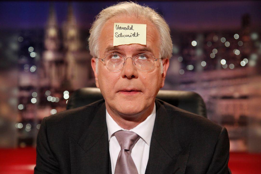 """Macht Platz für """"Die Harald Schmidt Show"""""""