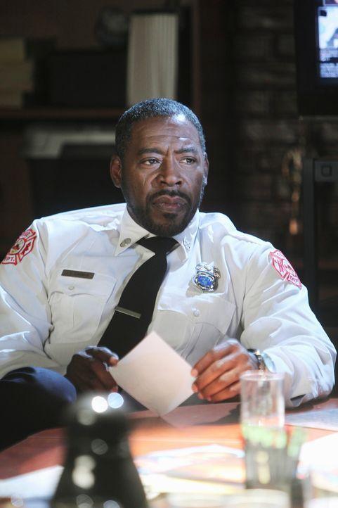 Auf der Suche nach einem Serienkiller: Lt. Al Garner (Ernie Hudson) ... - Bildquelle: ABC Studios