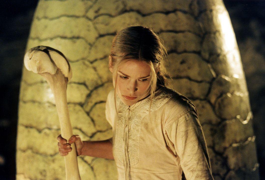 Zur Überraschung ihrer Retter ist die temperamentvolle Prinzessin (Piper Perabo) bereit, dass riesengroße Drachenei mit ihrem Leben zu verteidigen... - Bildquelle: ApolloMedia