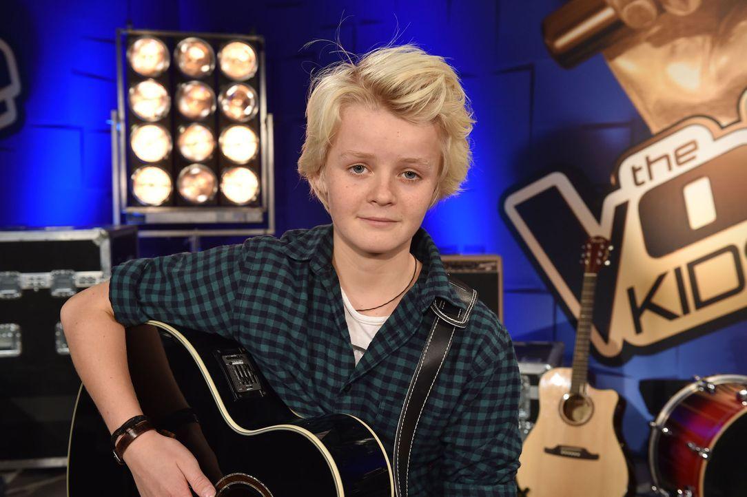 The-Voice-Kids-Felix-07-SAT1-Andre-Kowalski - Bildquelle: © SAT.1 / André Kowalski