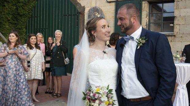 Hochzeit Auf Den Ersten Blick - Hochzeit Auf Den Ersten Blick - Für Melissa Und Philipp Ist Das Glück Perfekt