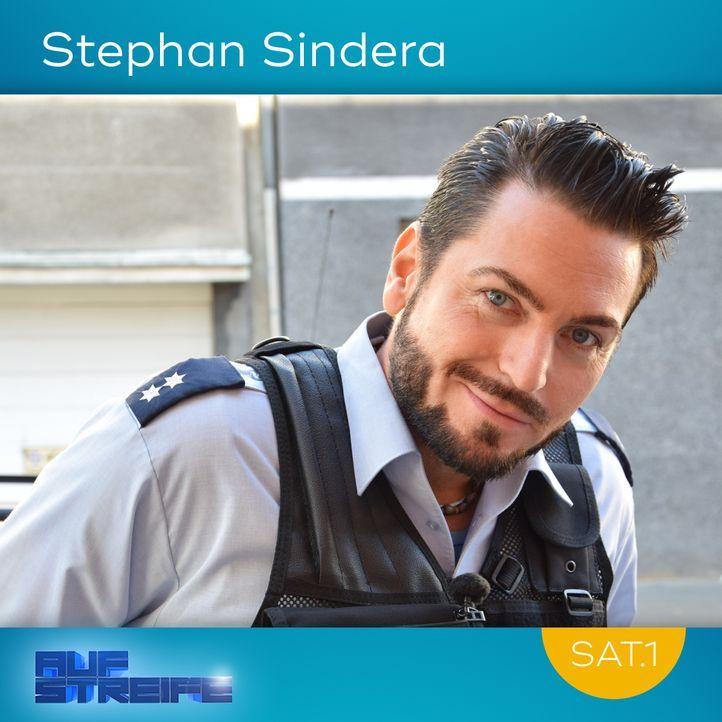 Stephan Sindera - Bildquelle: SAT.1