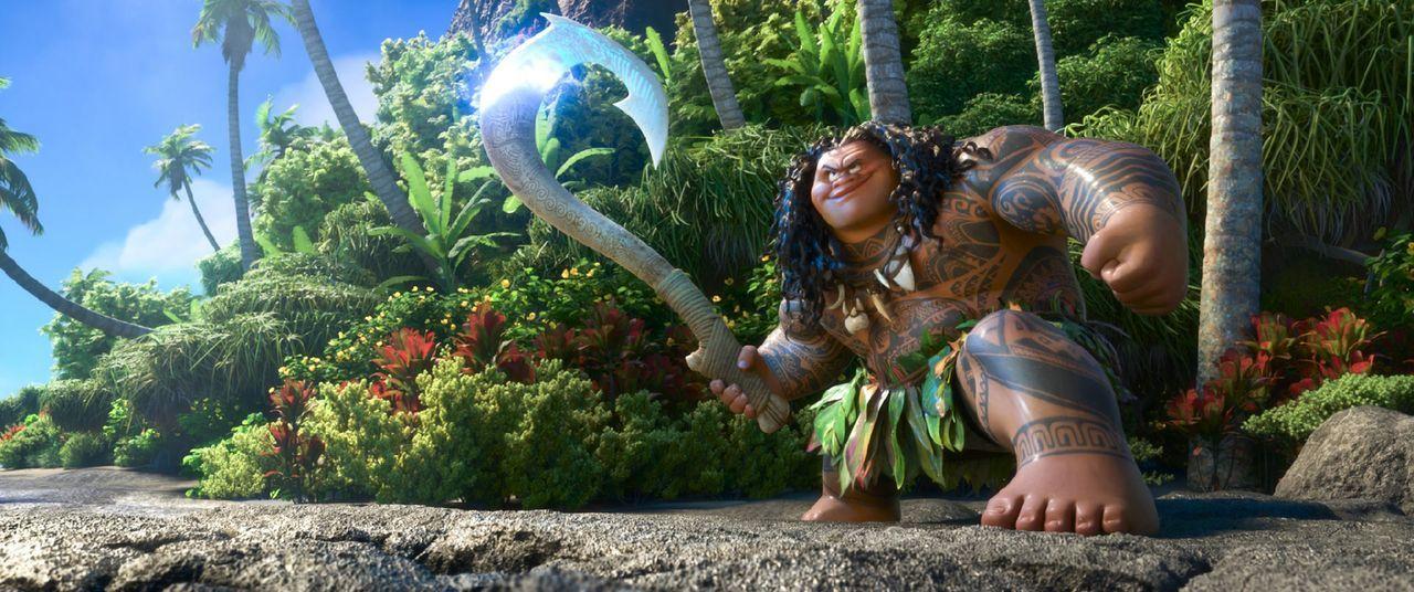 Maui - Bildquelle: Disney Enterprises, Inc.