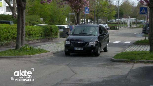 Akte - Akte - Dicke Luft Um Den Diesel