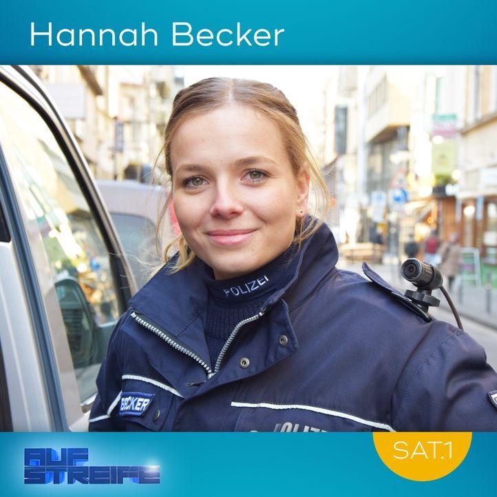 Hannah Becker - Bildquelle: SAT.1