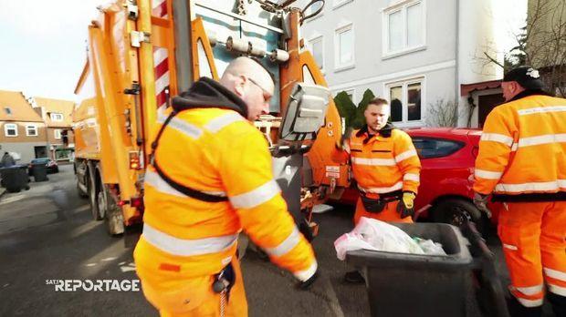 Die Sat.1-reportage - Die Sat.1-reportage - Yes We Kehr - Mit Den Müllkutschern Unterwegs - Die Sat.1 Reportage