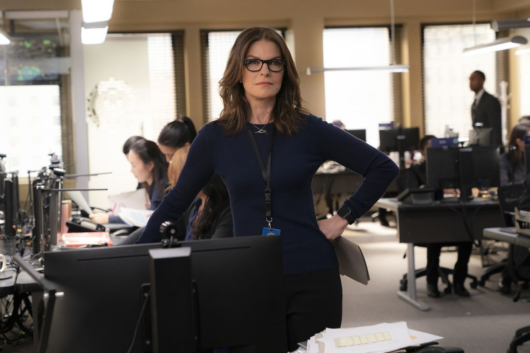 Dana Mosier (Sela Ward) - Bildquelle: Michele Crowe 2018 CBS Broadcasting, Inc. All Rights Reserved/Michele Crowe