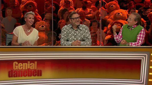 Genial Daneben - Die Comedy Arena - Genial Daneben - Die Comedy Arena - Was Ist Ein Reuestrich?