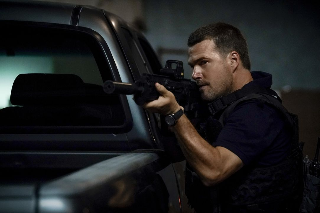 G. Callen (Chris O'Donnell) - Bildquelle: Erik Voake 2019 CBS Broadcasting, Inc. All Rights Reserved. / Erik Voake