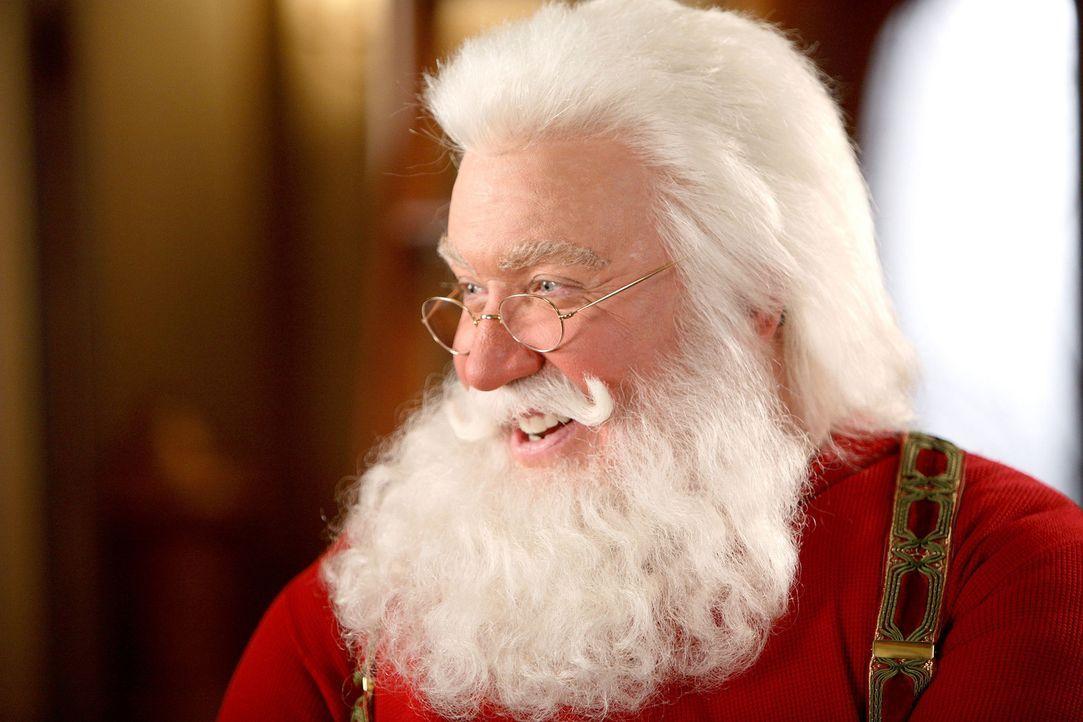 Chaos am Nordpol!: Santa Clause alias Scott Calvin (Tim Allen) ... - Bildquelle: Disney All rights reserved