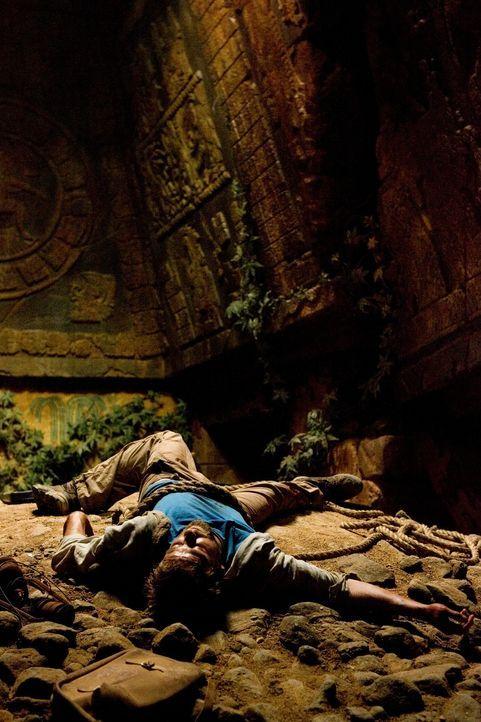Auf der Suche nach seinem verschollenen Bruder gerät Mathias (Joe Anderson) an das absolut Böse, das seinem Leben ein Ende bereitet ... - Bildquelle: Vince Valitutti 2008 DreamWorks LLC. All Rights Reserved.