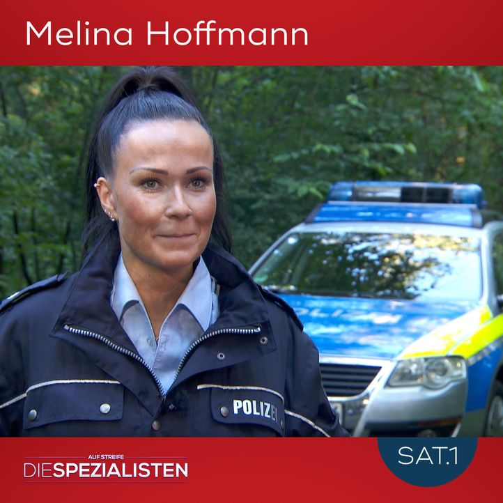 Melina Hoffmann - Bildquelle: SAT.1
