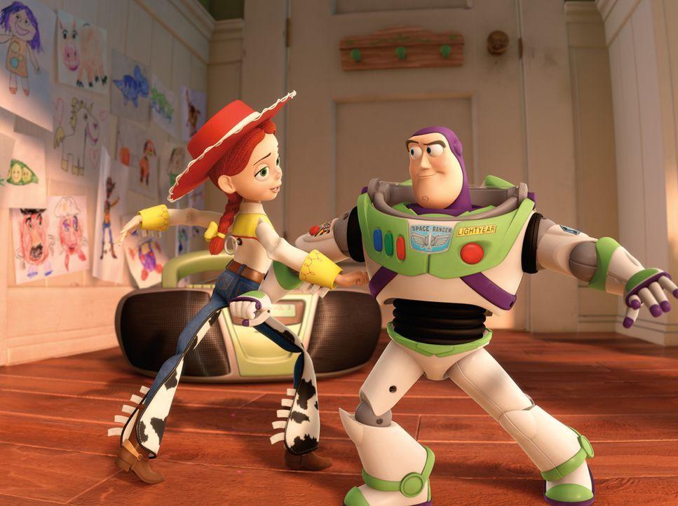 Jessie (l.); Buzz Lightyear (r.) - Bildquelle: Disney/Pixar