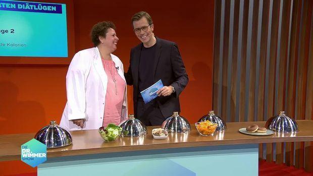 Die Dr. Wimmer Show - Die Dr. Wimmer Show - Gefährliches übergewicht: Dr. Wimmer Deckt Diätlügen Auf