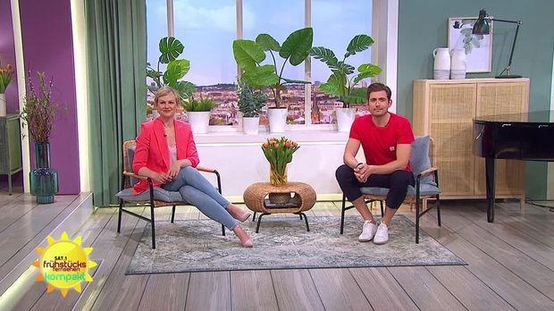 Frühstücksfernsehen - Frühstücksfernsehen - 16.04.2020: Alte Stühle, Neue Maßnahmen & Heißes Gefummel