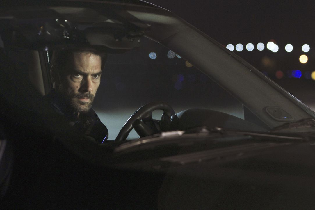 Unterstützt sein Team in einem ganz besonderen Fall: Hotch (Thomas Gibson) ... - Bildquelle: ABC Studios