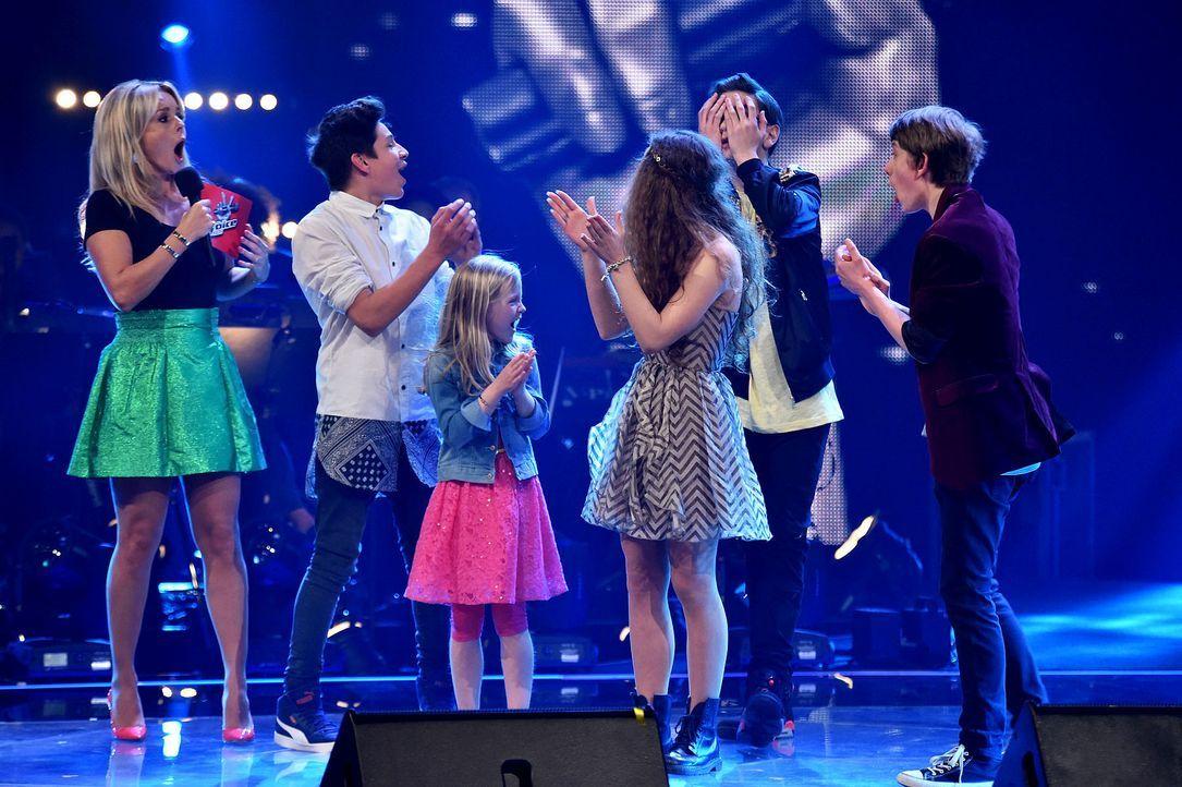 The-Voice-Kids-Stf03-Epi07-TEASER-01-SAT1-Andre-Kowalski - Bildquelle: SAT.1/ Andre Kowalski