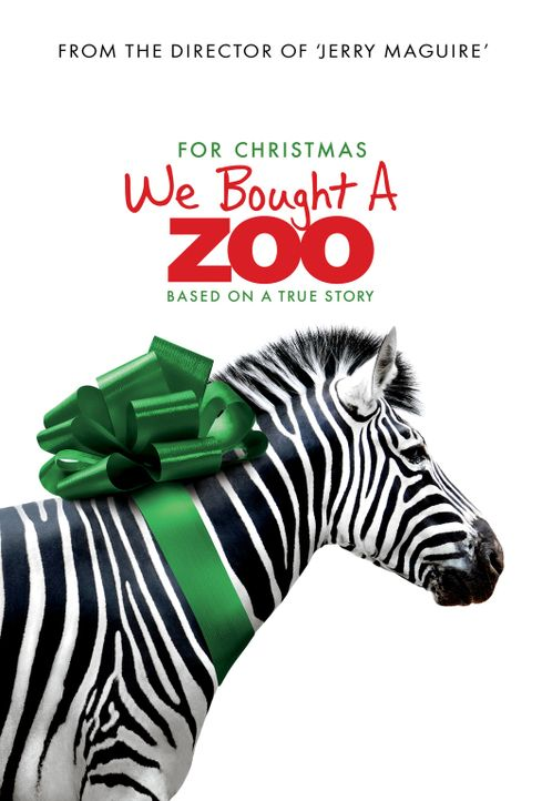 We Bought a Zoo - Plakatmotiv - Bildquelle: 2011 Twentieth Century Fox Film Corporation. All rights reserved.