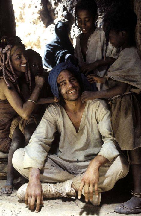 Auf eigene Faust und als Araber getarnt folgt Harry (Heath Ledger) seinem Regiment in den Sudan, wo den jungen Männern ein erbitterter Kampf gegen d... - Bildquelle: Jaap Buitendijk Concorde Filmverleih. All rights reserved.
