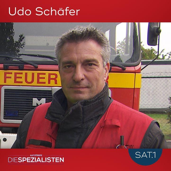 Udo Schäfer - Bildquelle: SAT.1