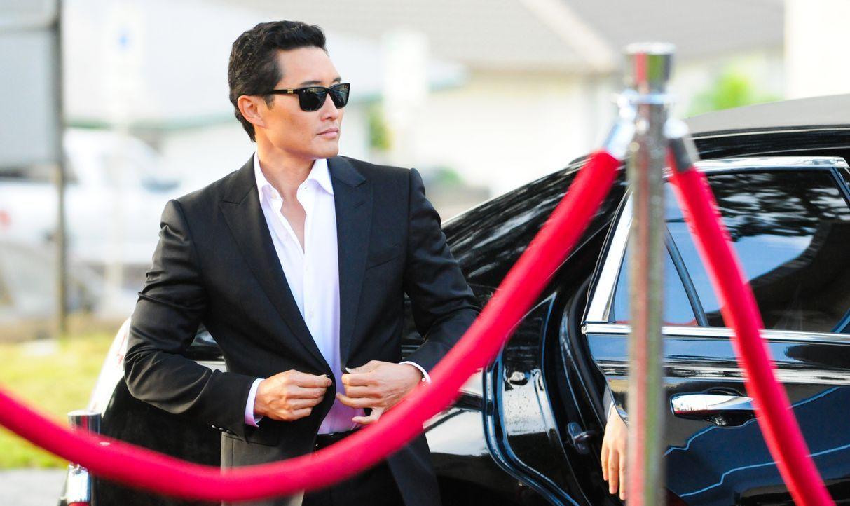 Ein Klassentreffen der besonderen Art wartet auf Chin (Daniel Dae Kim) und Jerry ... - Bildquelle: 2013 CBS Broadcasting Inc. All Rights Reserved