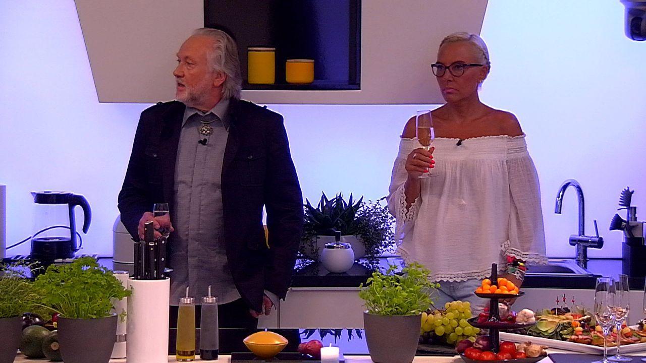 Show1_Joachim Witt ist im Haus angekommen