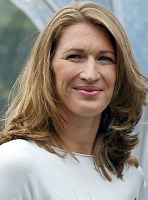 Bildergalerie Steffi Graf | Frühstücksfernsehen | Ratgeber & Magazine - Bildquelle: dpa