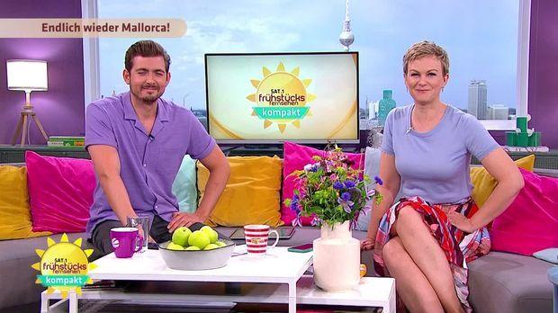 Frühstücksfernsehen - Frühstücksfernsehen - 16.06.2020: Schuhtrends 2020, Die Corona-app & Endlich Wieder Mallorca