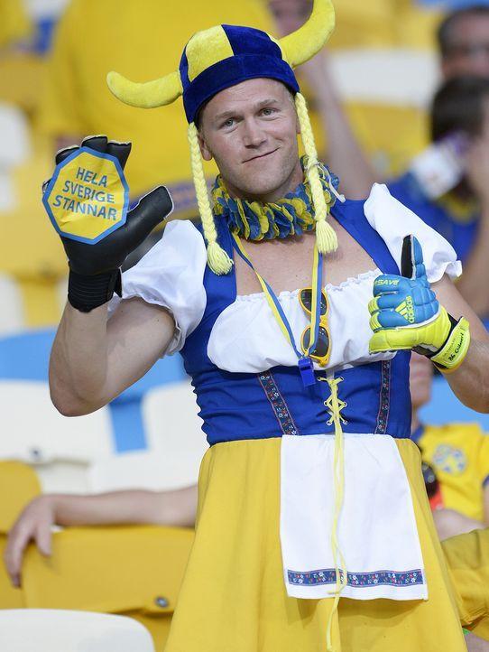 schweden-fan-12-06-12-01-AFP.jpg - Bildquelle: AFP