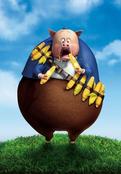 Ed von Speck ist ein liebenswertes und - wenn auch das kleinste in seiner Familie - viel zu groß geratenes Schweinchen. Immer wenn er ein Erlebnis... - Bildquelle: Disney. All rights reserved