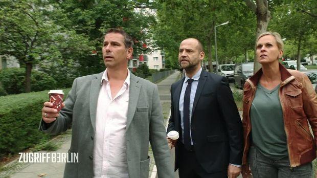 Zugriff Berlin - Team Römer Ermittelt - Zugriff Berlin - Team Römer Ermittelt - Scherben Der Liebe