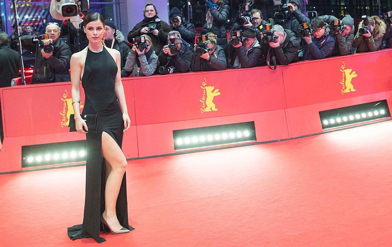 Berlinale-lena-roter-teppich-getty-AFP - Bildquelle: getty-AFP