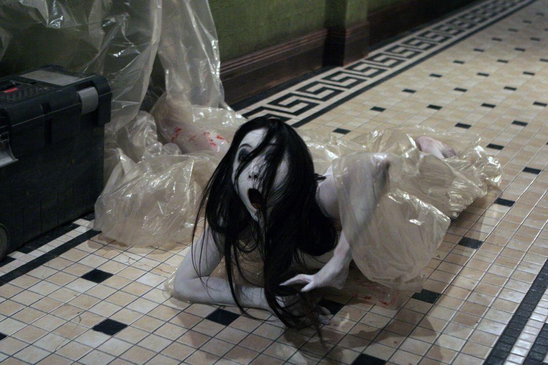 Kayakos (Aiko Horiuchi) Fluch greift dieses Mal nach den Bewohnern eines kleinen Mietshauses in Chicago ... - Bildquelle: Constantin Film Verleih