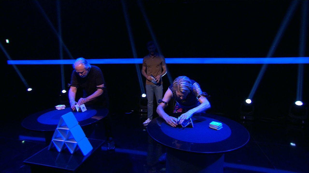 Show5_Joachim und Robin beim Duell