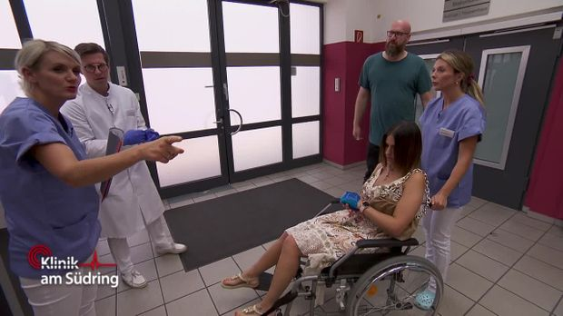 Klinik Am Südring - Klinik Am Südring - Marie Im Kampf Gegen Ihr Schicksal