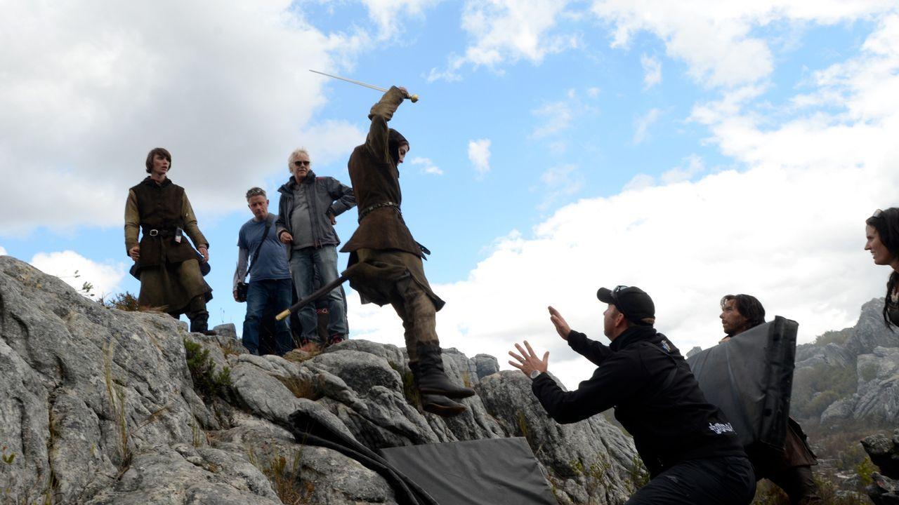 Das-verlorene-Labyrinth-Setbild-18-Tandem-Film-Afrika - Bildquelle: SAT.1/2011Tandem Productions GmbH & Film Afrika Worldwide (Pty) Limited South Africa. All Rights Reserved.