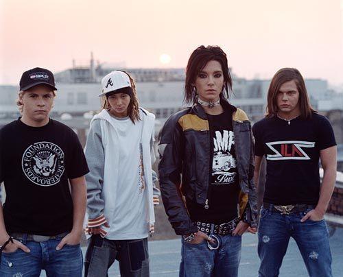 Bildergalerie Tokio Hotel   Frühstücksfernsehen   Ratgeber & Magazine - Bildquelle: Olaf Heine - Universal Music