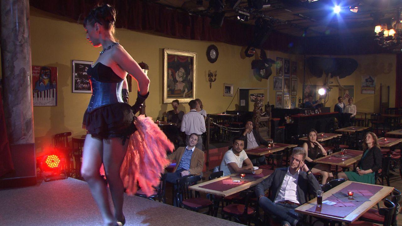 Burlesque9 - Bildquelle: SAT.1