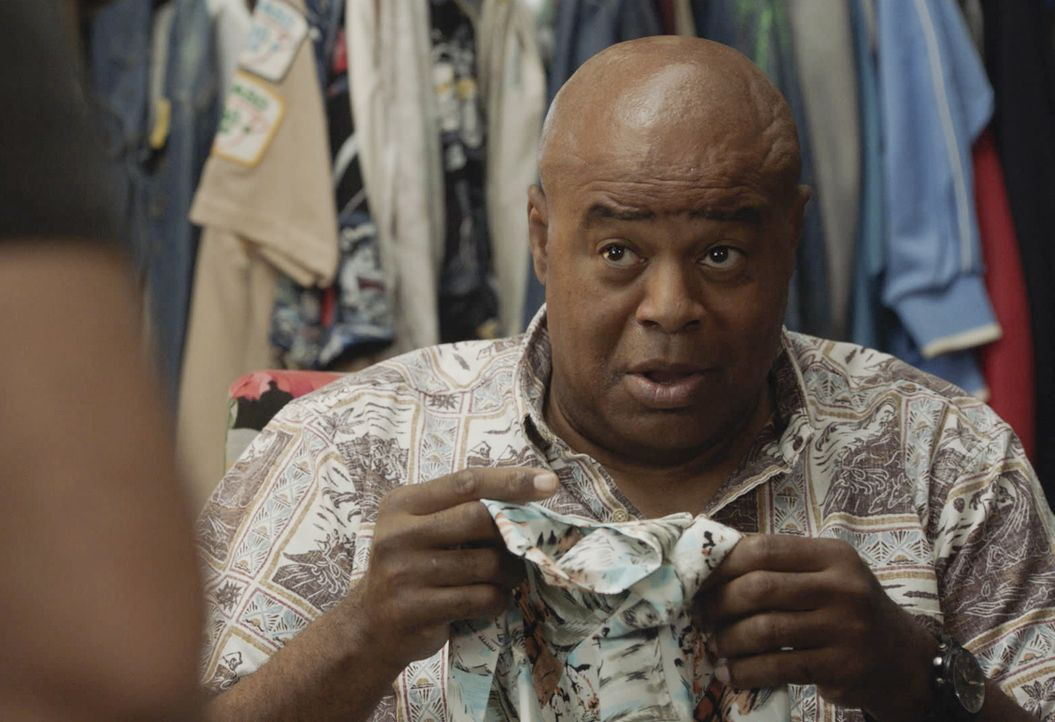 Lou Grover (Chi McBride) - Bildquelle: 2019 CBS Broadcasting, Inc. All Rights Reserved