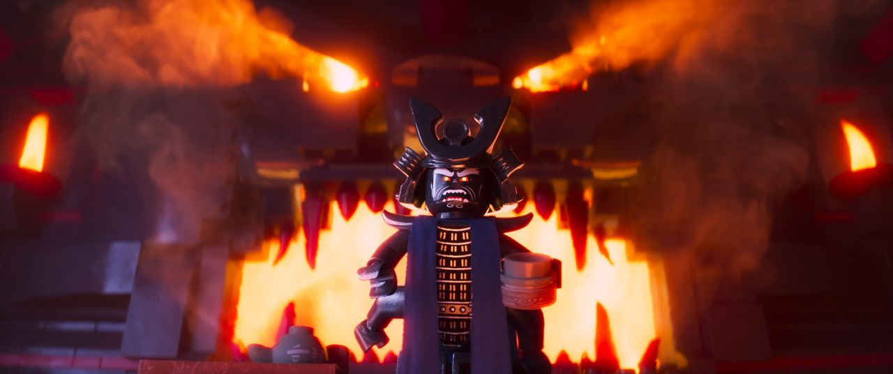 Lord Garmadon - Bildquelle: 2017 Warner Bros. Entertainment Inc. and Ratpac-Dune Entertainment LC. LEGO, the LEGO logo, the Minifigure and NINJAGO are © & TM of the LEGO Group.