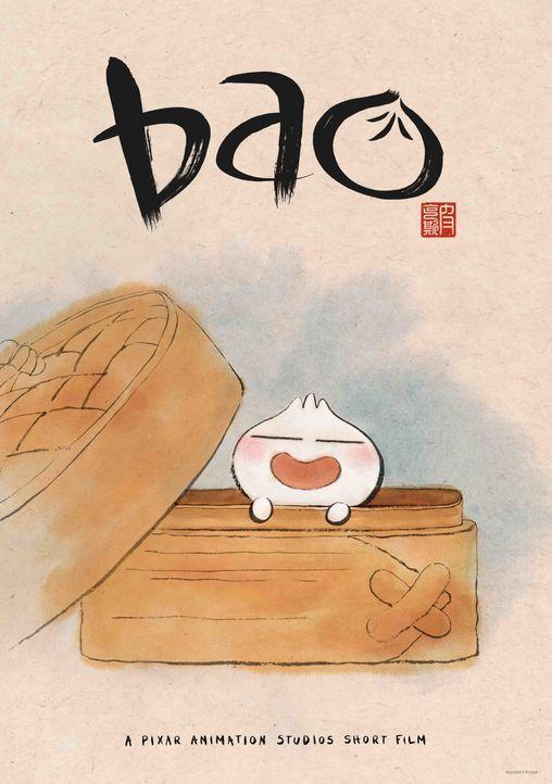 Pixars Bao - Artwork - Bildquelle: Disney/Pixar