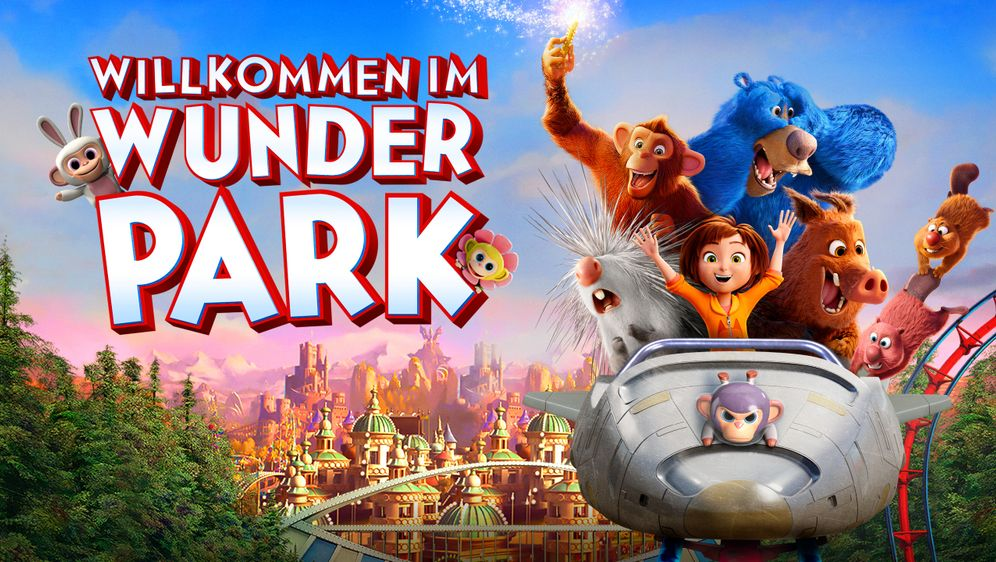 Willkommen im Wunder Park - Bildquelle: 2021 Paramount Animation, a Division of Paramount Pictures. All Rights Reserved.