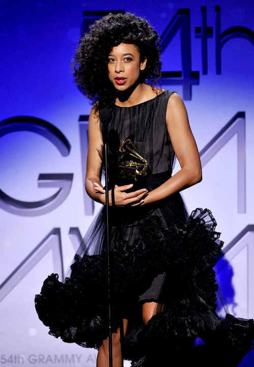 Corinne-Bailey-Rae-12-02-12-getty-AFP - Bildquelle: getty-AFP