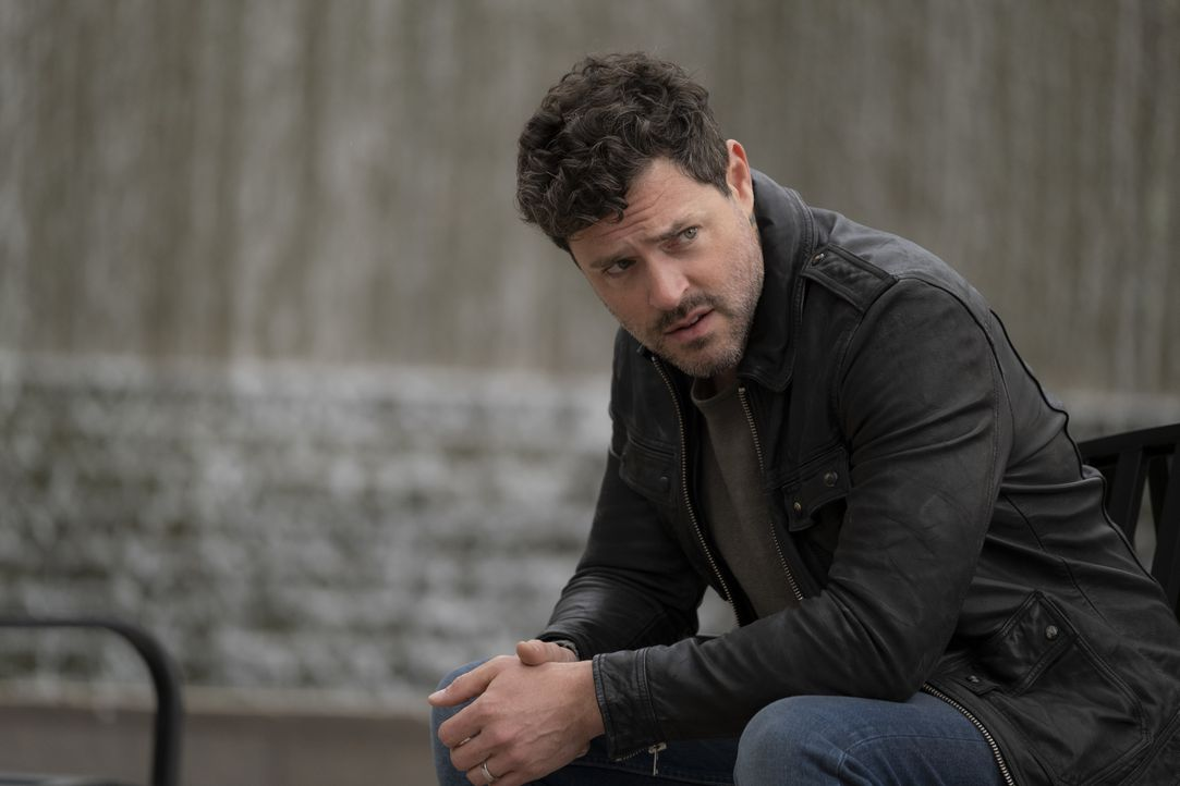 Ethan Reigns (Brendan Hines) - Bildquelle: Steve Dietl 2019 CBS Broadcasting, Inc. All Rights Reserved / Steve Dietl