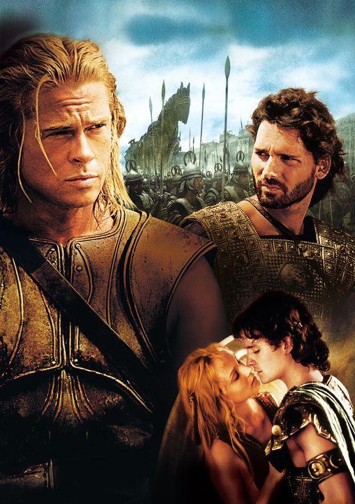 Troja - Artwork - Bildquelle: Warner Brothers International Television
