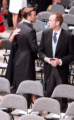 William-Kate-Westminster-Abbey-David-Beckham-11-04-29-250_404_AFP - Bildquelle: AFP