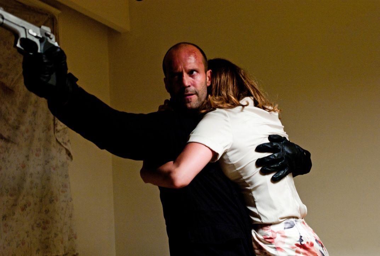Schafft es Parker (Jason Statham, l.), zusammen mit Leslie (Jennifer Lopez, r.), seine wohlverdiente Rache zu bekommen? - Bildquelle: Jack English 2013 Constantin Film Verleih GmbH / Jack English