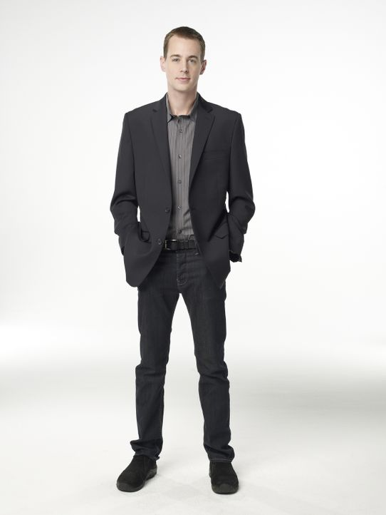 (8. Staffel) - Ein Computergenie mit MIT-Abschluss: Tim McGee (Sean Murray) ... - Bildquelle: CBS Television